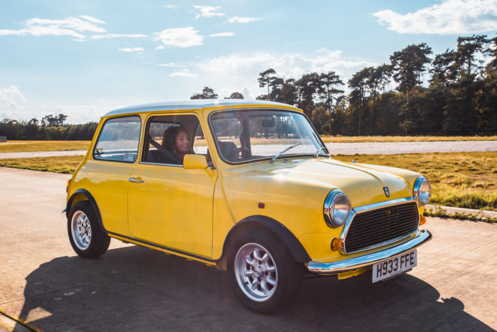 1991 Rover Mini 1000 City E