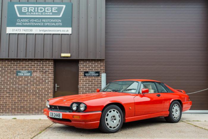 1989 Jaguar XJRS TWR