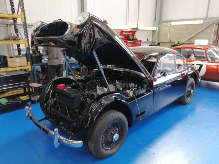 1960 Jensen 541R
