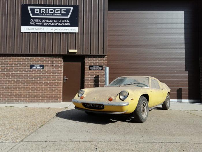 1971 Lotus Europa