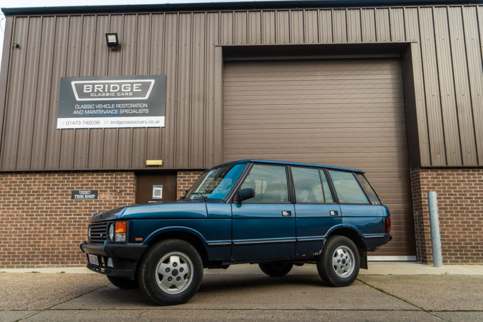 1994 Land Rover - Range Rover TDI