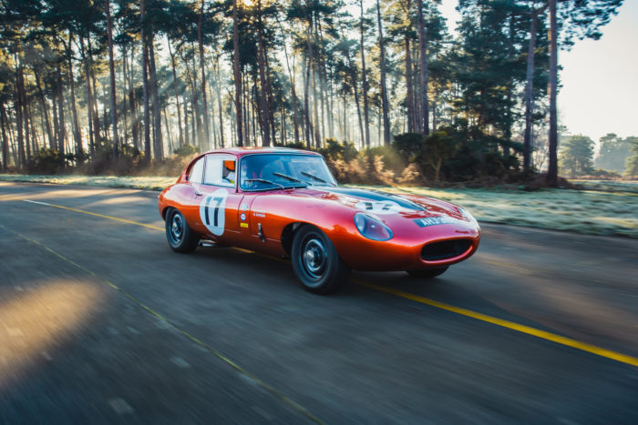 1967 Jaguar E-Type Racing Series 1