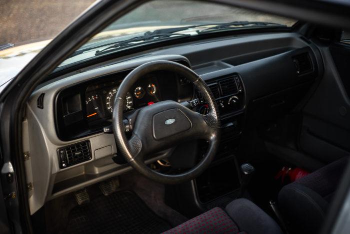 1988 Ford Escort RS Turbo - E379MAS