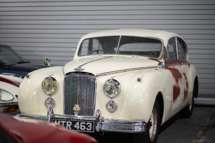 1954 Jaguar MKVII