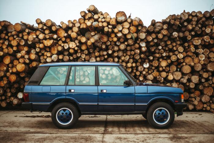 1994 Land Rover - Range Rover Classic