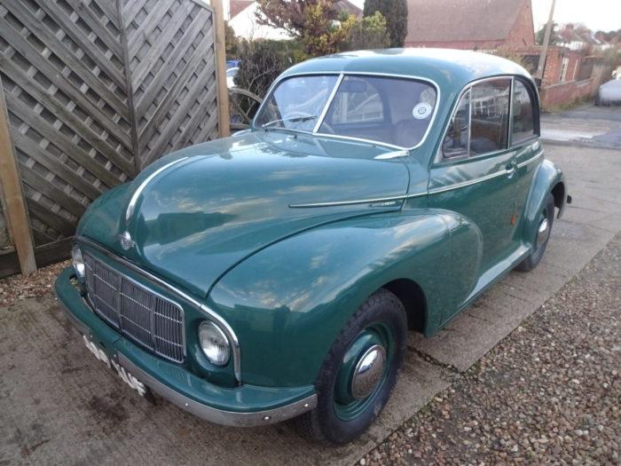 1949 Morris Minor Lowlight