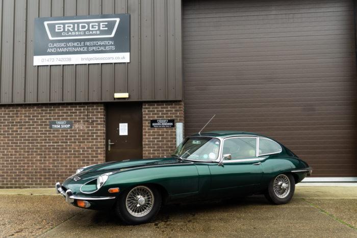 1970 Jaguar Series 2 4.2