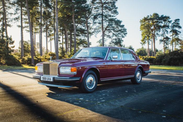 1992 Rolls Royce Silver Spirit