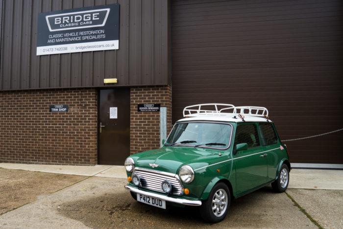 1996 Mini Cooper 35th Anniversary