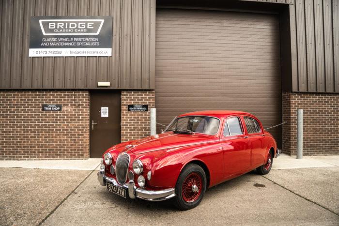 1959 Jaguar MKI