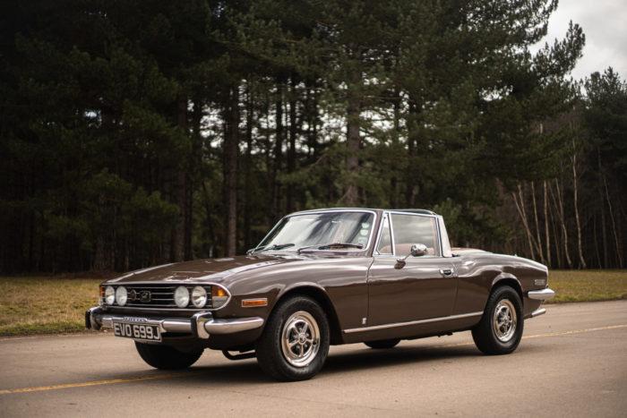 1971 Triumph Stag 3.0 V8