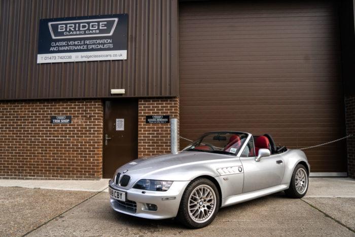 2000 BMW Z3 3.0 Widebody