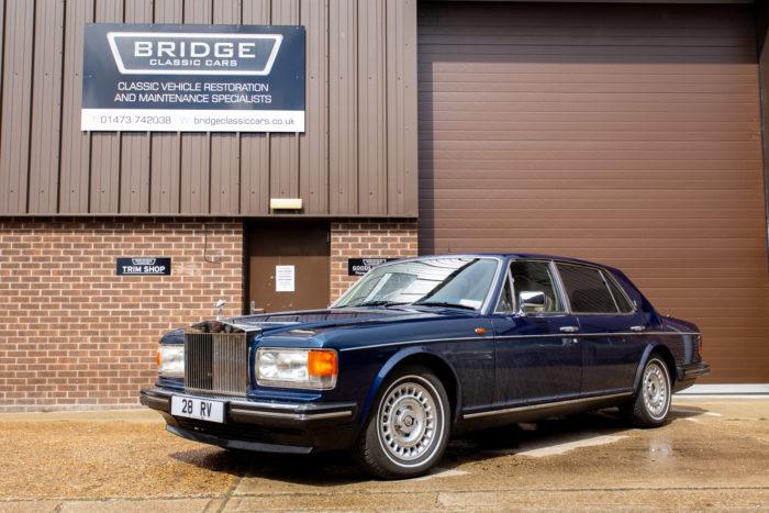 1989 Rolls Royce