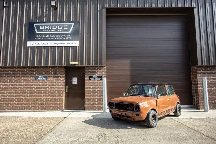 1978 Mini GT 1275