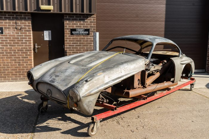 1959 Jensen 541R Restoration project FOR SALE-02