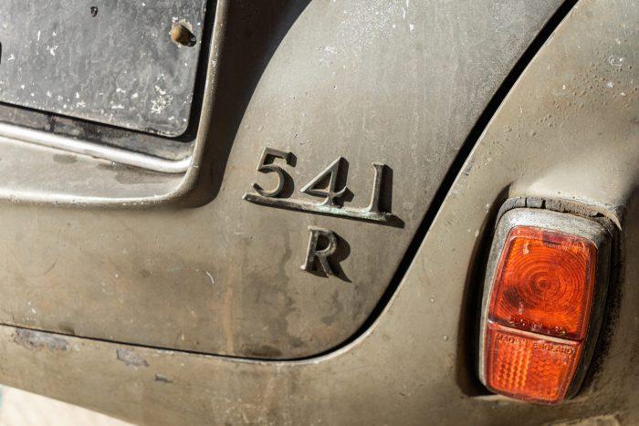 1959 Jensen 541R Restoration project FOR SALE-04