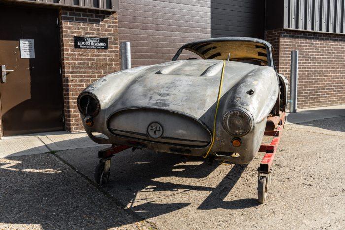 1959 Jensen 541R Restoration project FOR SALE-08