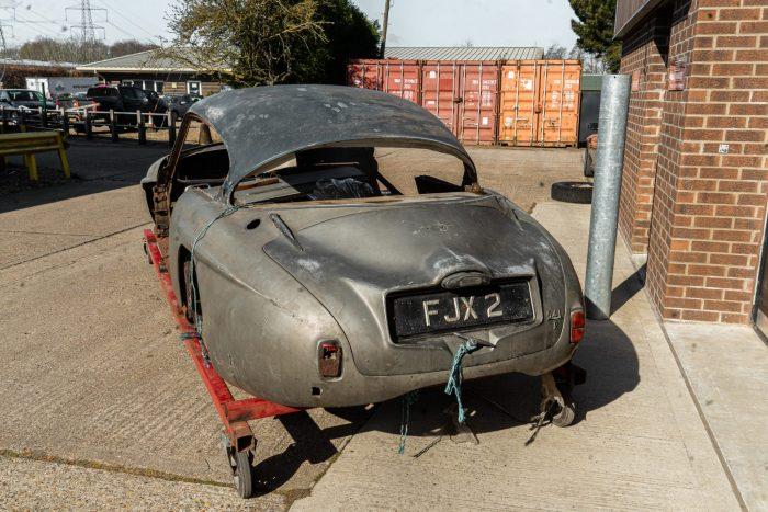 1959 Jensen 541R Restoration project FOR SALE-13