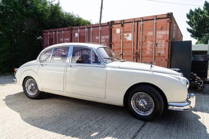 1963 Jaguar MkII 3.4