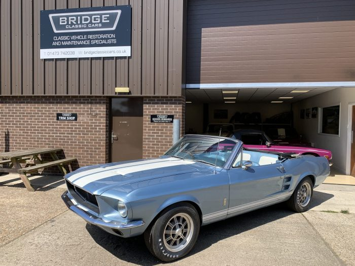 1967 Ford Mustang 350